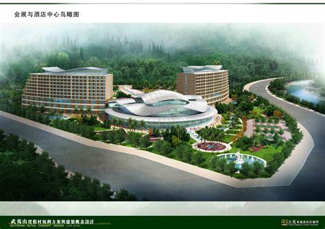 Small Lake House Plans wuyishan resort masterplan pacthai international