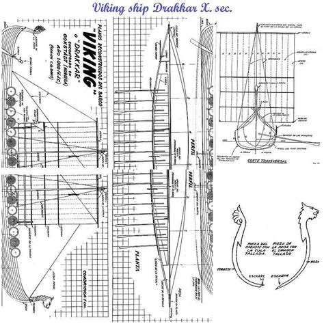 viking boat plans free plans small ships boats
