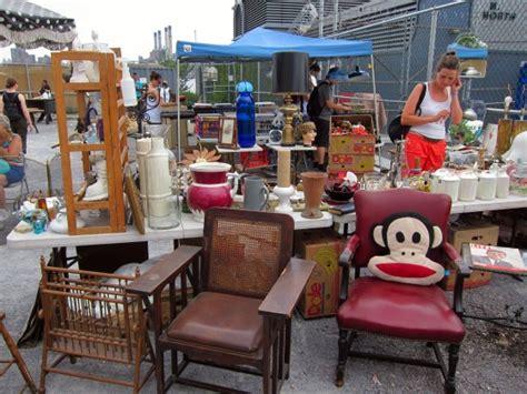 manhattan living 183 flea markets the new