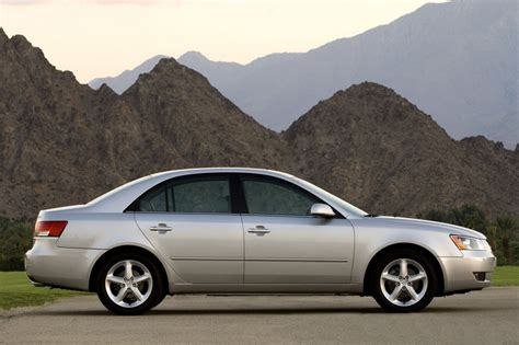 Speed Read Feed For March 19 2007 by Hyundai Sonata News And Reviews Top Speed