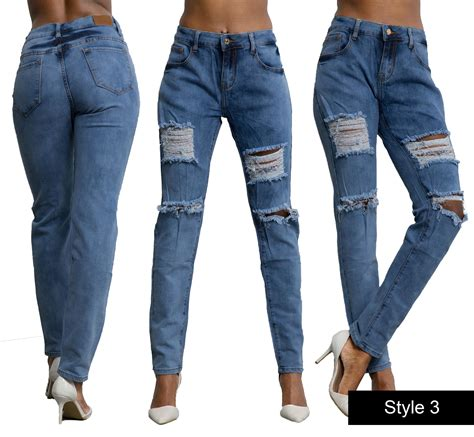 Jegging Zara Ripped ripped womens high waist jegging