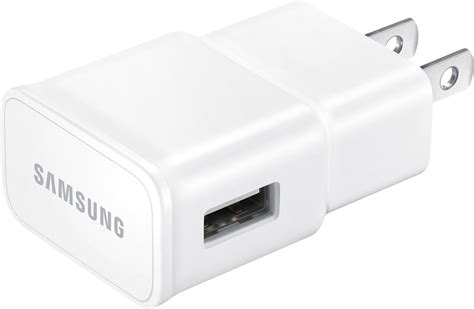 Samsung Charger samsung galaxy note 5 4 s6 s5 fast wall travel adapter ep ta20jwe white ebay