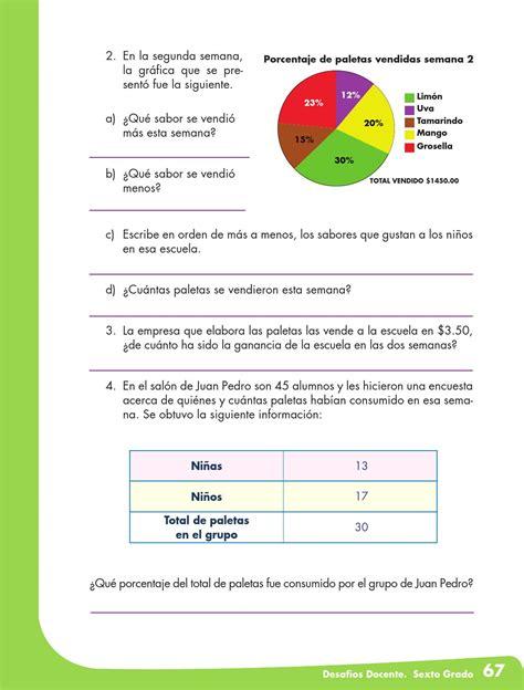 desafios matematicos alumnos 6o sexto grado primaria by gines ciudad desafios matematicos alumnos 6 sexto grado primaria by