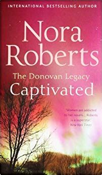 Charmed The Donovan Legacy captivated donovan legacy nora 9780263872316