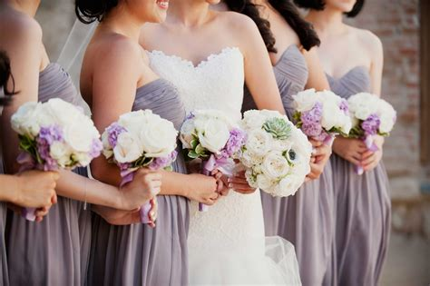 Bridesmaid Bouquets by Wedding Bouquets Bridesmaid Bouquet Ideas Inside Weddings