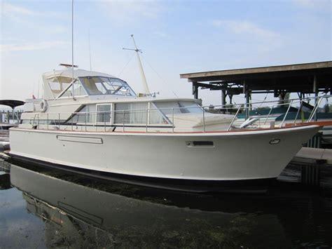boat brokers harrison township mi 1971 chris craft commander power boat for sale www