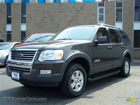 2006 Ford Explorer Xlt by 2006 Ford Explorer Xlt 4x4 In Metallic A14555