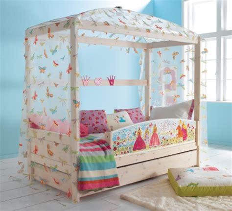 Letti A Baldacchino Per Bambini by Il Letto A Baldacchino Per Bambini Casa Design