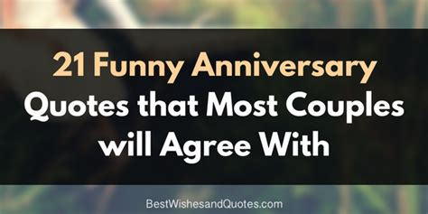 Original And Funny Anniversary Quotes Foruples