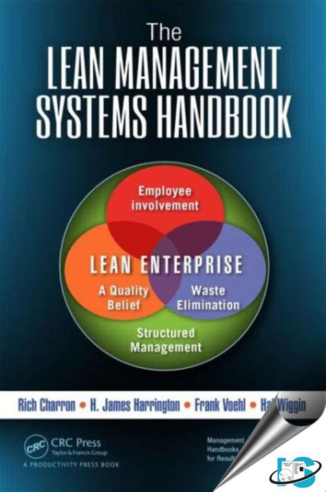 manager s handbook the books the lean management systems handbook frank voehl h