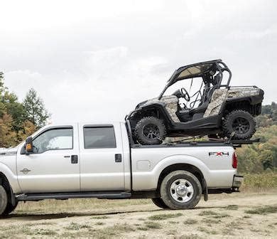 06 titan hauling rzr and towing a pop up camper page 2