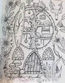 Different Styles Of Houses arovn 233 lahodnosti coloring book magical delights review