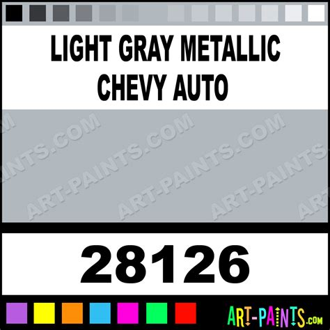 french light blue grey model metal paints and metallic light gray metallic chevy auto model metal paints and