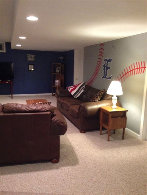 bedroom man cave 17 best ideas about baseball man caves on pinterest boys