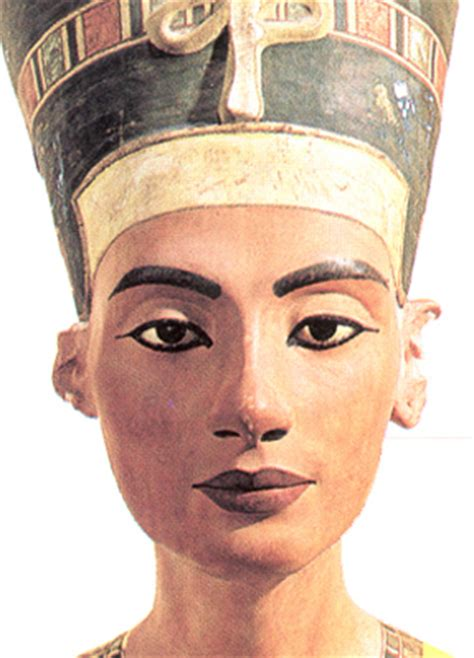 Lipstik Nefertiti batom como surgiu o batom