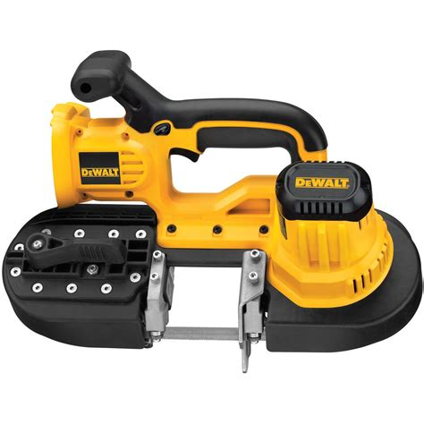 dewalt bare tool dcs370b 18 volt cordless band saw tool only no battery amazonsupply com