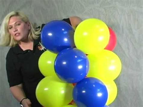 How to make a balloon arch diy step by step youtube
