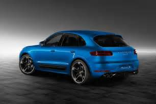 Macan S Porsche Official Porsche Macan S By Porsche Exclusive Gtspirit
