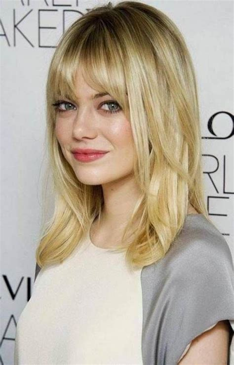 complimenting hairstyle 80 sensational medium length haircuts for thick hair