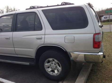 97 Toyota 4runner Mpg Find Used 1997 Toyota 4runner Sr5 Leather Clean Carfax