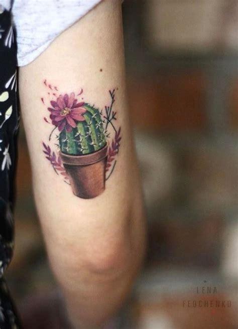 cactus tattoo designs cactus on
