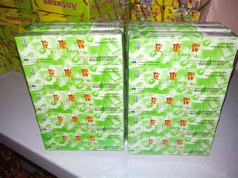 Pi Kang Shuang Pikangshuang Salep jual pikangshuang pi kang shuang original paket 20 pcs
