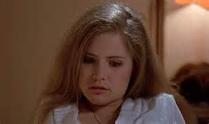 This gif has everything film 80s jennifer jason leigh fast times
