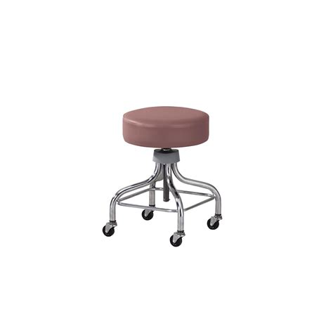 Wheeled Stools by Chrome Stool Rolling Stools Treatment Stools