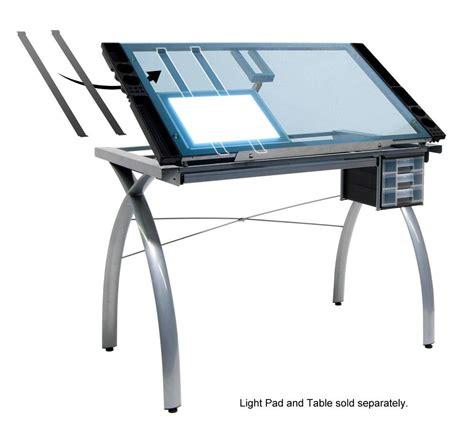 Studio Rta Drafting Table Futura Studio Design Rta Glass Studio Rta Drafting Table