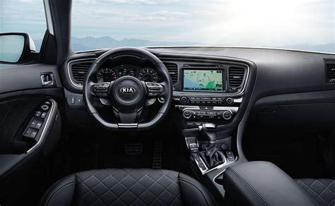 Kia Optima Inside by 2015 Kia Optima Iseecars