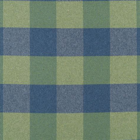 blue plaid upholstery fabric blue green plaid wool upholstery fabric modern sage green