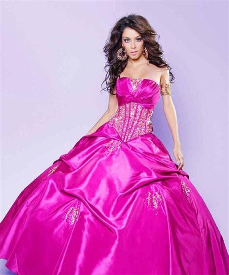 imagenes de vestidos rosas mini rosa