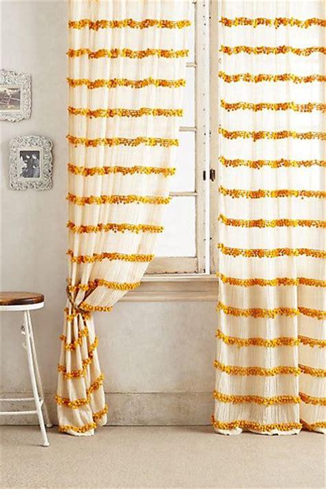 pom pom drapes the 25 best pom pom curtains ideas on pinterest diy
