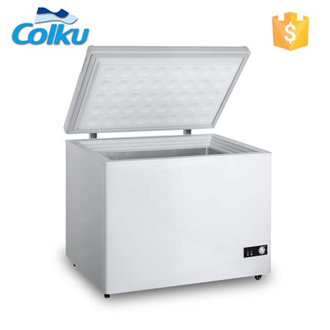 Freezer Box Low Watt low power consumption solar 160l sliding glass door chest freezer for buy chest