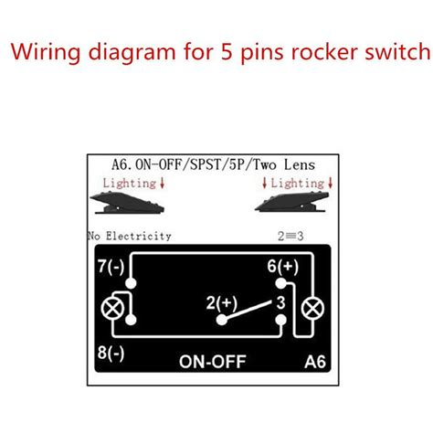 light rocker switch wiring diagram wiring diagram