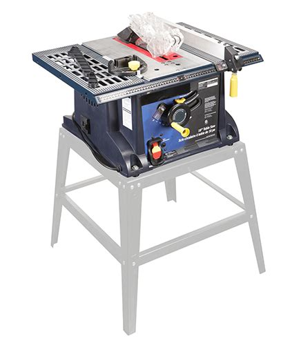 10 benchtop table saw junkyardfind com chicago electric 10 in 13 amp benchtop