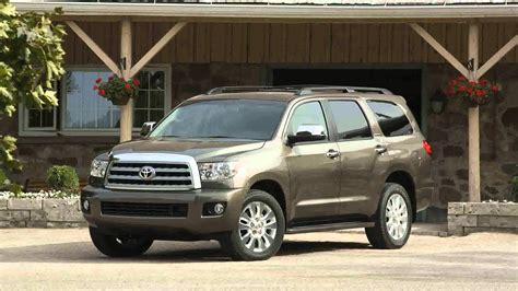 toyota limited toyota sequoia limited 2015 suv drive