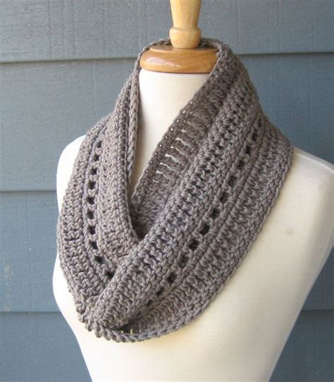 best 25 crochet infinity scarves ideas on