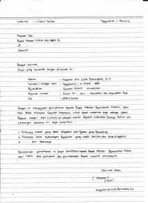 contoh surat lamaran kerja dan cv terbaru naranua