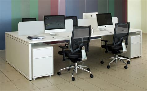 white bench desks nova 2 person office bench desk tag office