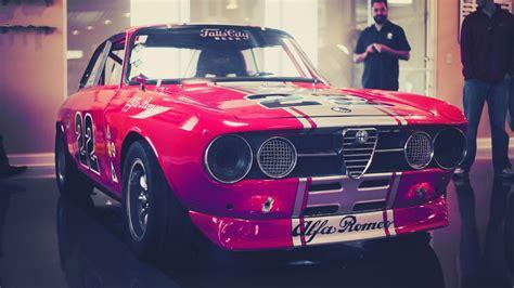 vintage alfa romeo race cars 1366x768 classic alfa romeo race car desktop pc and mac