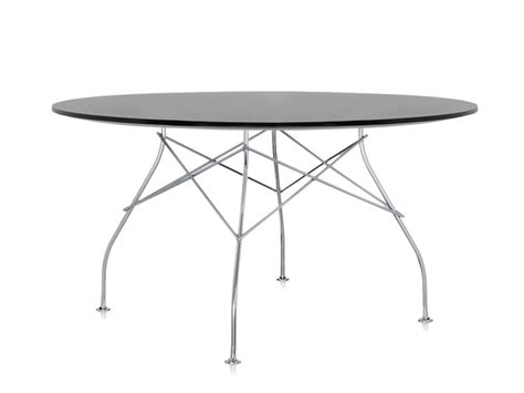 Buy The Kartell Glossy Round Dining Table At Nest Co Uk Kartell Dining Table