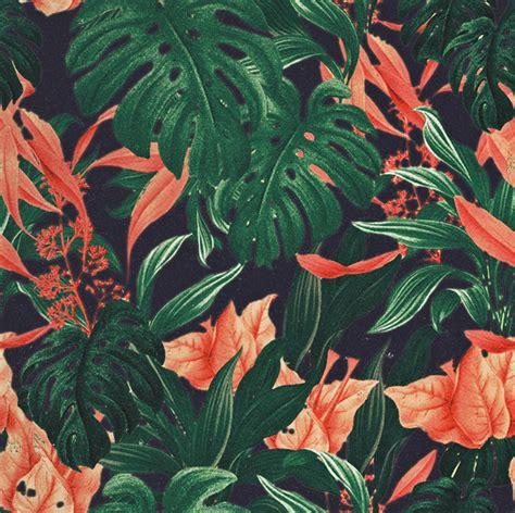 floral pattern  behance