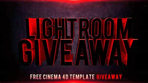 cinema 4d free templates free cinema 4d text template giveaway by dacedzn