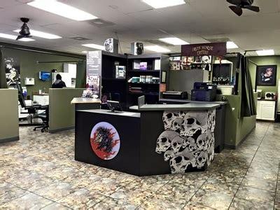 tattoo shops hiring front desk tattoo shop ironhorse tattoo