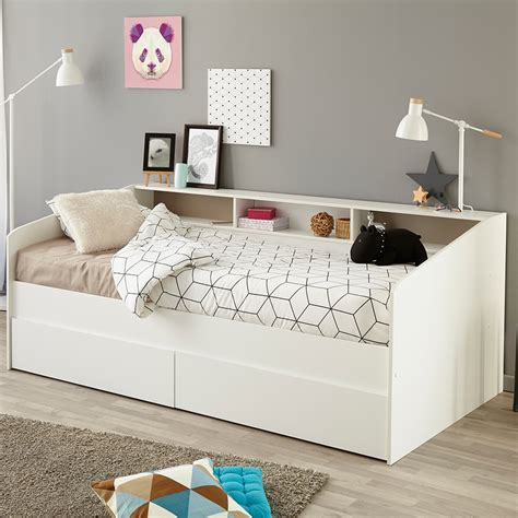 kids day bed parisot sleep day bed with storage kids day beds
