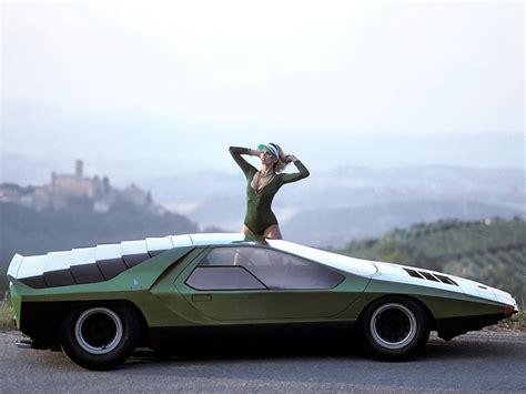 alfa romeo carabo 1968 old concept cars