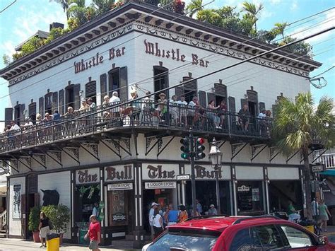 Garden Of Rooftop Bar Key West The Bull Whistle Bar Key West Key West