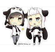 Gallery For &gt Panda Chibi Tumblr  Just Cute Pinterest