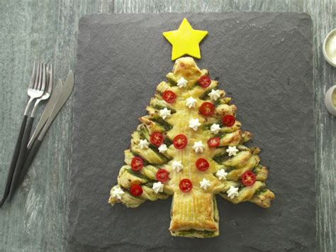 christmas tree saver recipe pesto stuffed tree recipe genius kitchen